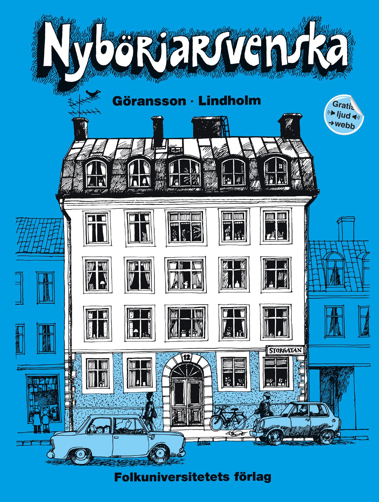 Nybörjarsvenska lärobok av Ulla Göransson
